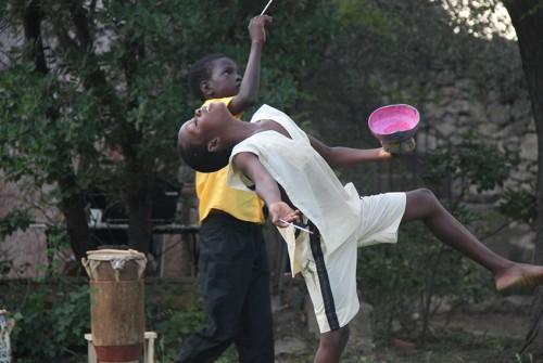 Les enfants de Hlodo font danser PACA – Ete 2014